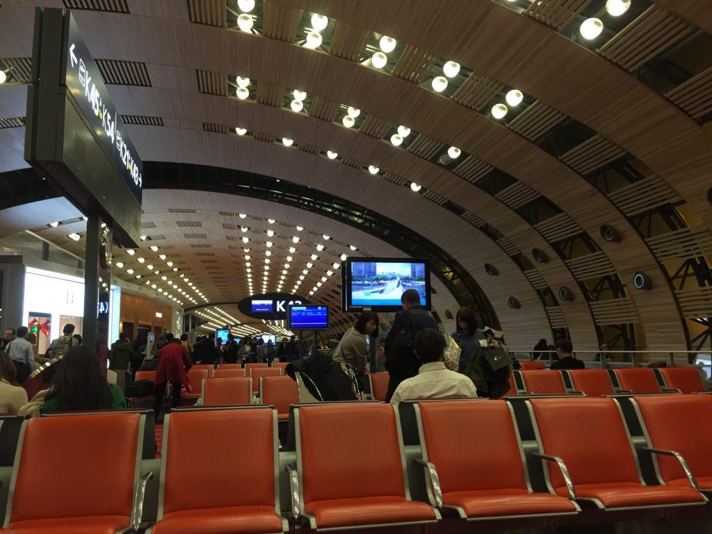 シャルル・ド・ゴール国際空港の第2ターミナルE