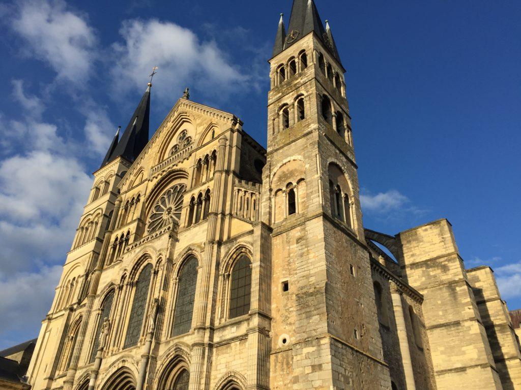 ランスのサン・レミ聖堂
