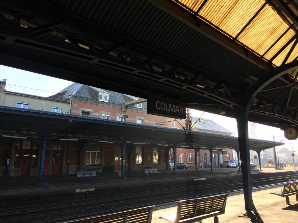 コルマール駅