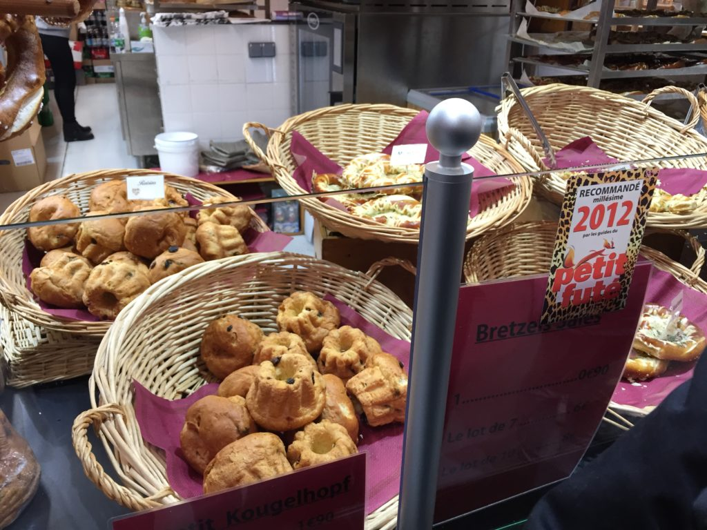 アルザス地方のお菓子クグロフ
