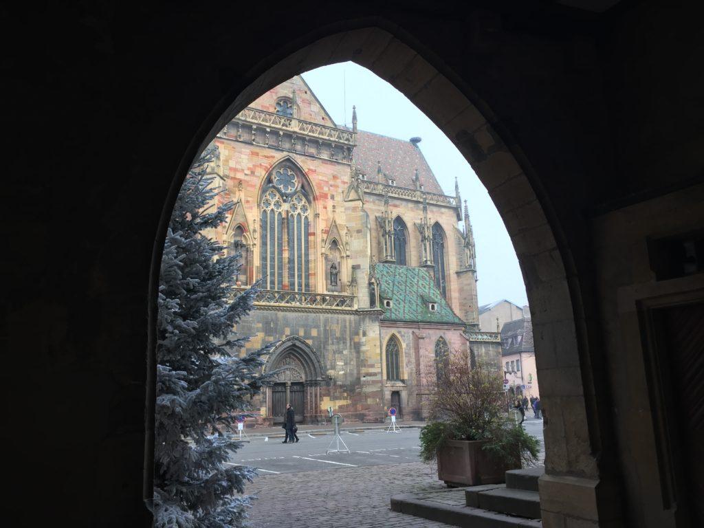コルマールのサン・マルタン教会