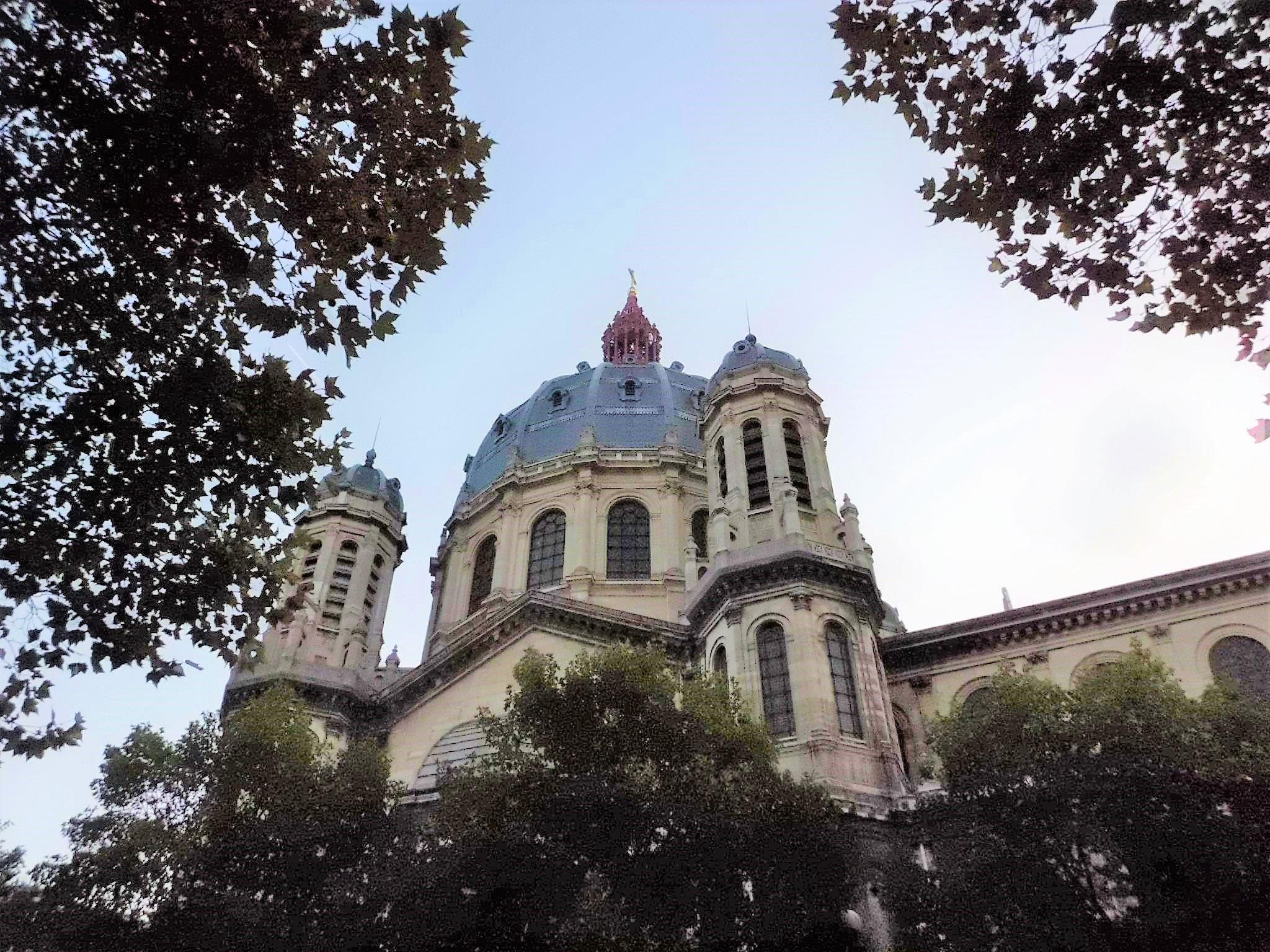 サントギュスタン教会