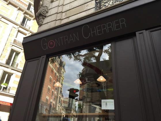 パリのモンマルトルにあるゴントランシェリエの1号店