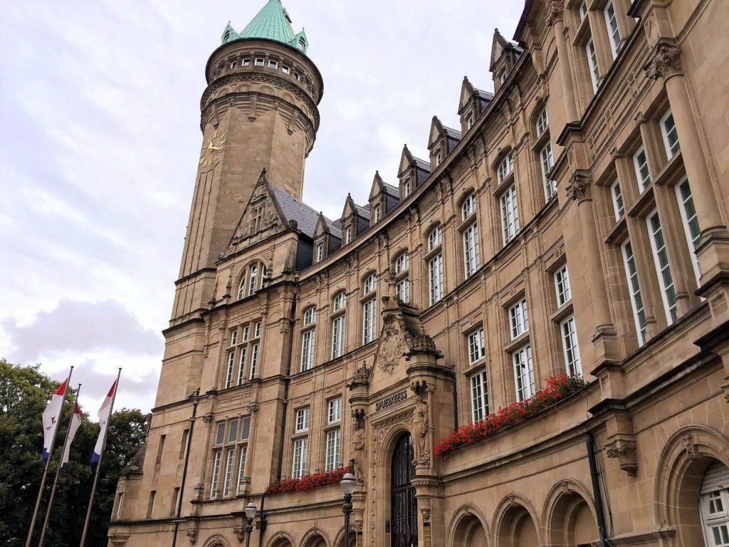 ルクセンブルク大公国の銀行博物館