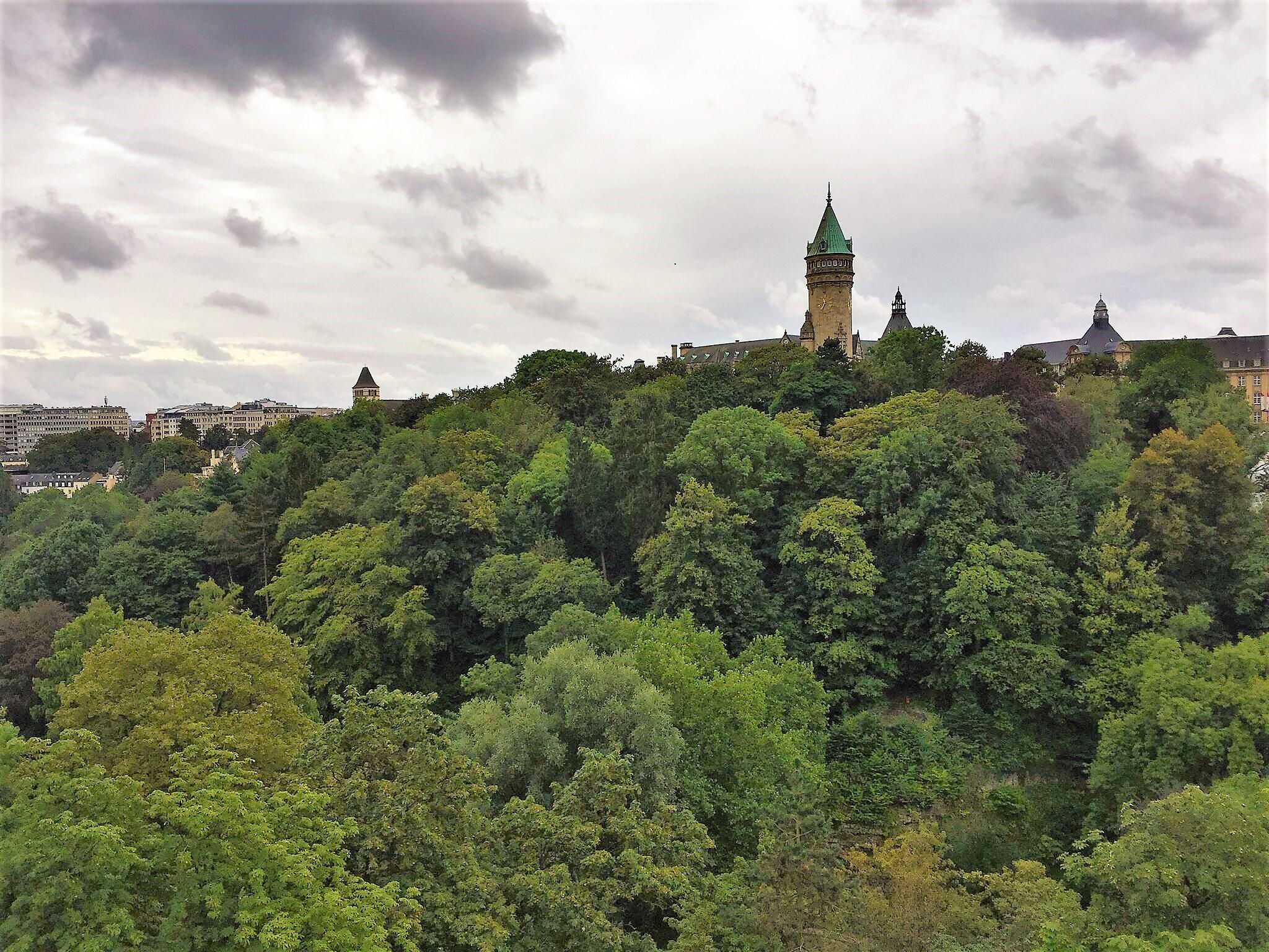 ルクセンブルク大公国の景色