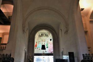 クリスチャン・ディオールのメゾン創設70周年を記念する回顧展