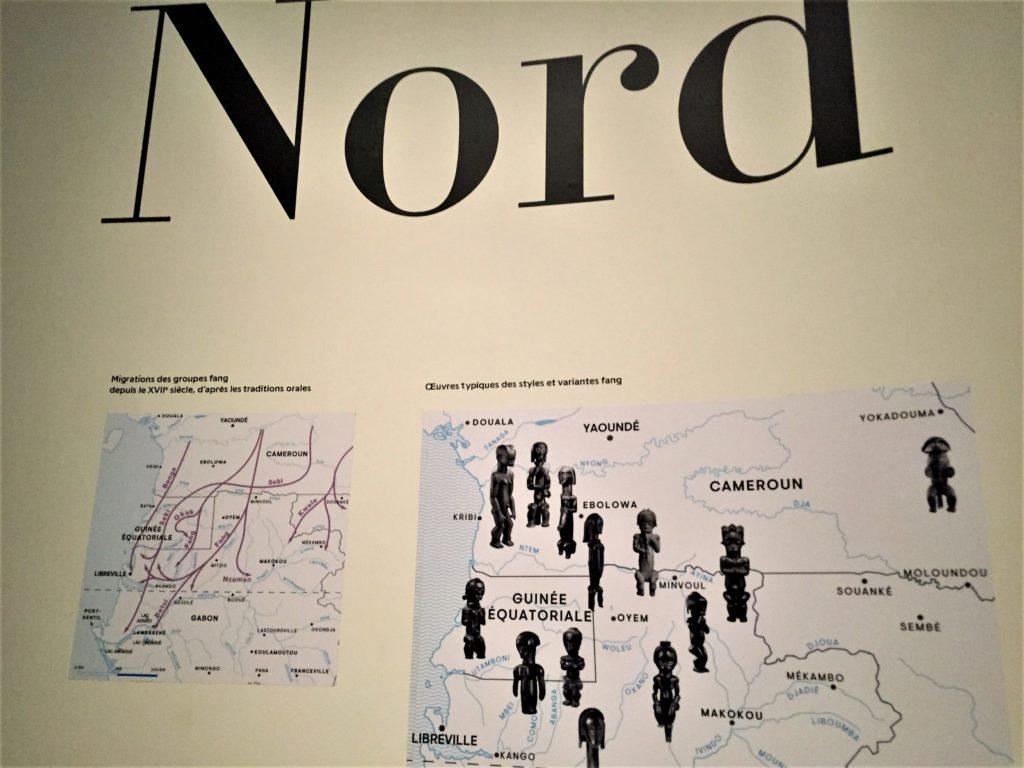 パリのケ・ブランリ美術館のアフリカ特別企画展