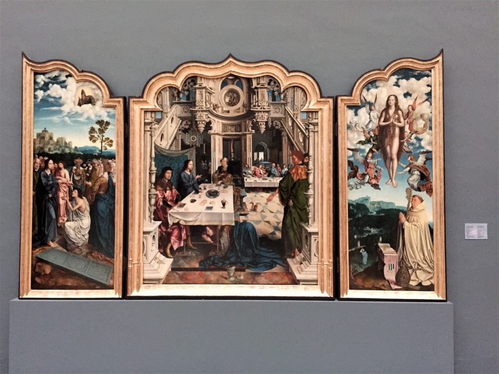 ベルギー王立美術館の宗教絵画