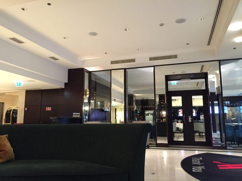 ブリュッセル・マリオットホテル