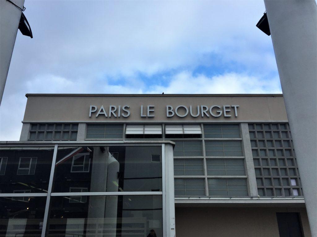 ル・ブルジェ空港