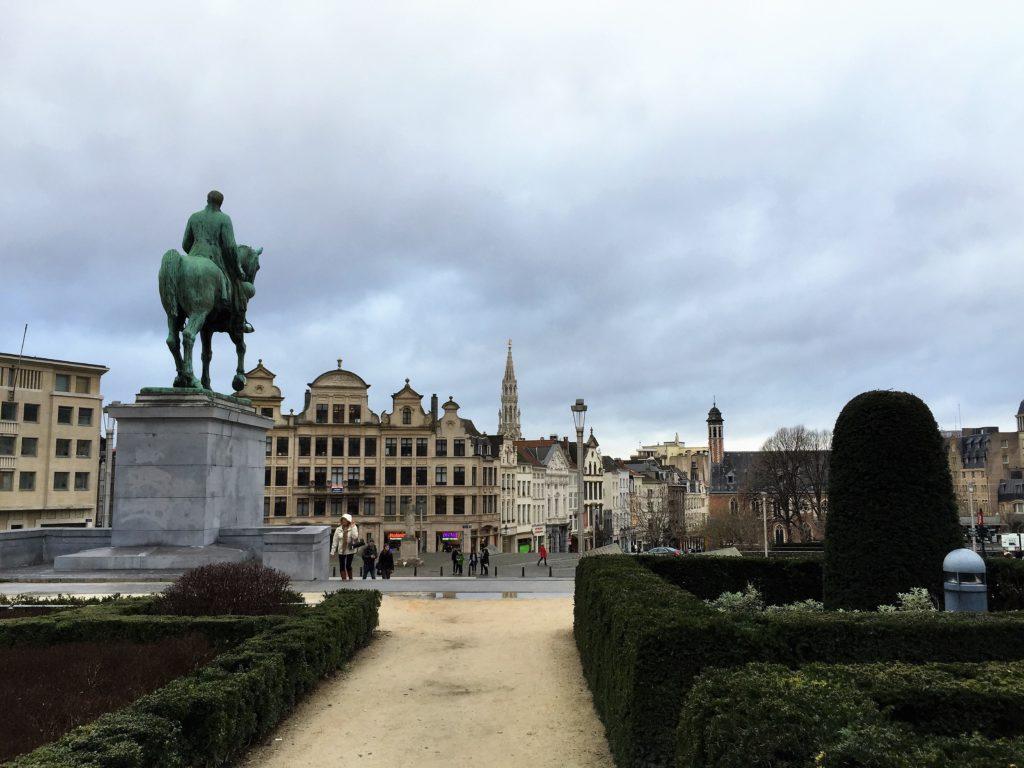 ブリュッセルの芸術の丘