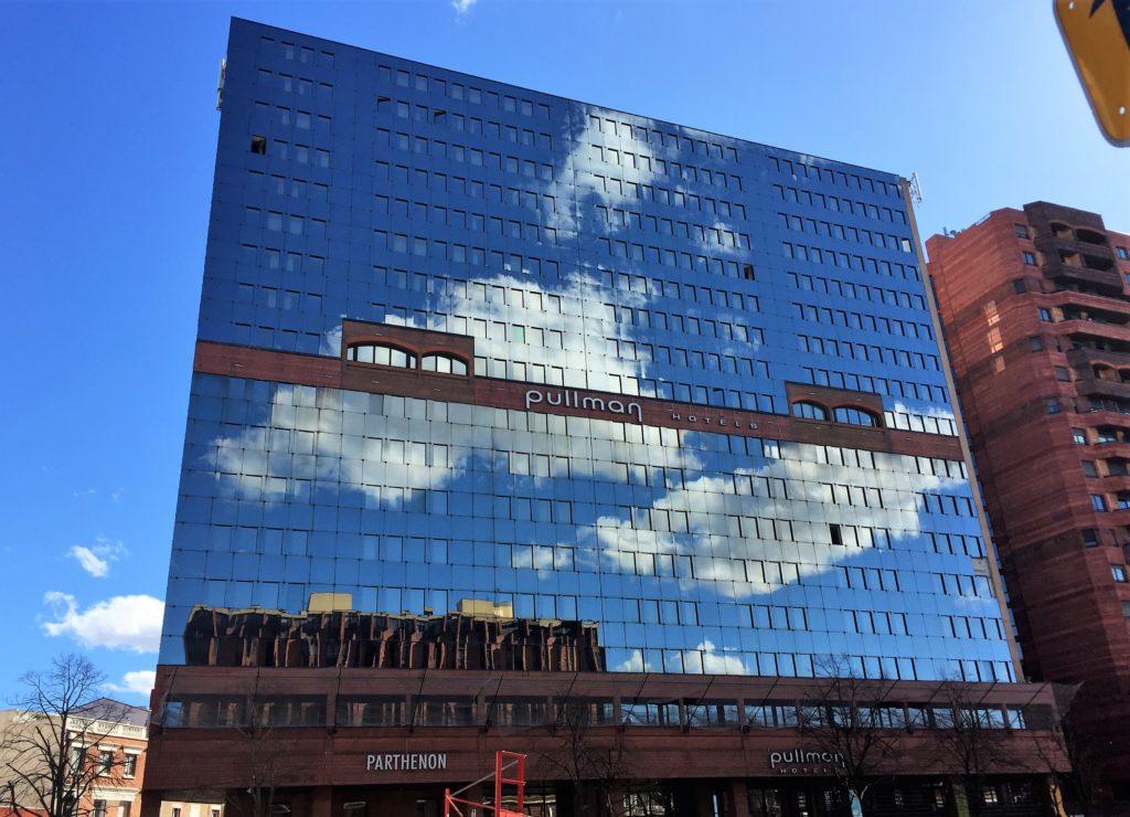 ホテル・プルマン・トゥールーズ・サントルの外観