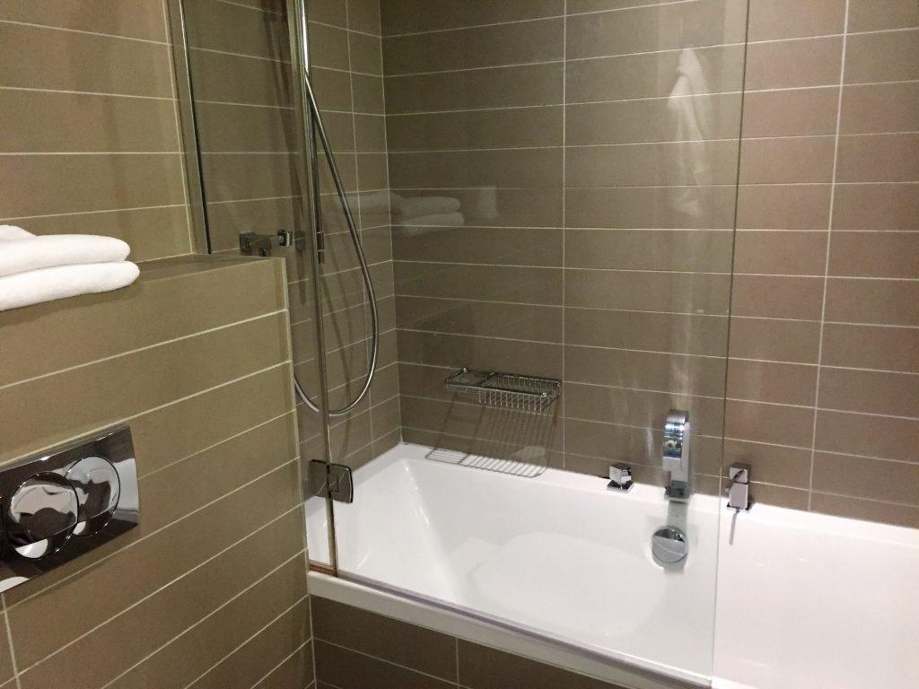 ホテル・プルマン・トゥールーズ・サントルの浴室