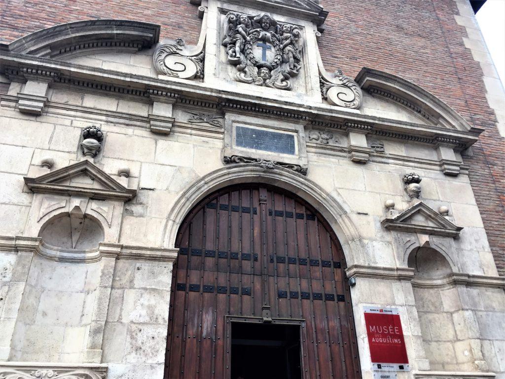 トゥールーズのオーギュスタン美術館