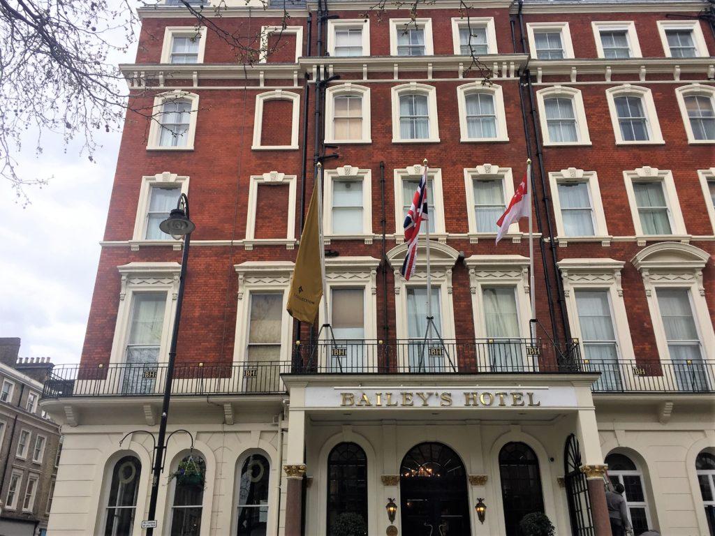 ロンドンのザ・ベイリーズ・ホテル・ロンドン