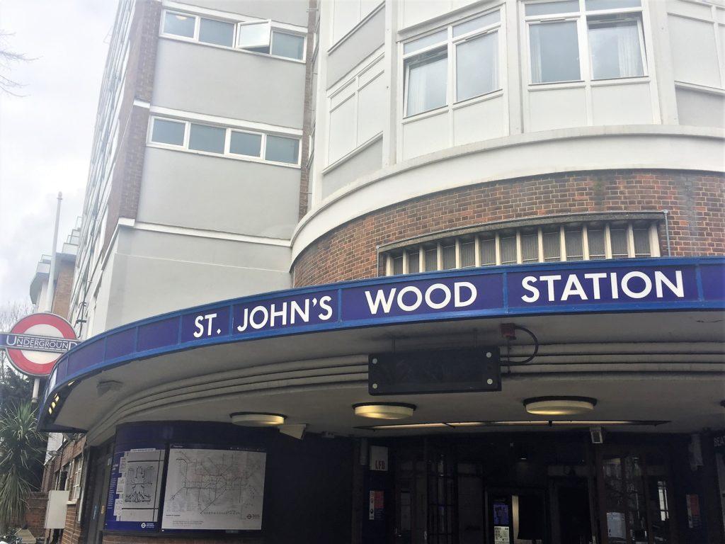 セント・ジョンズ・ウッド駅