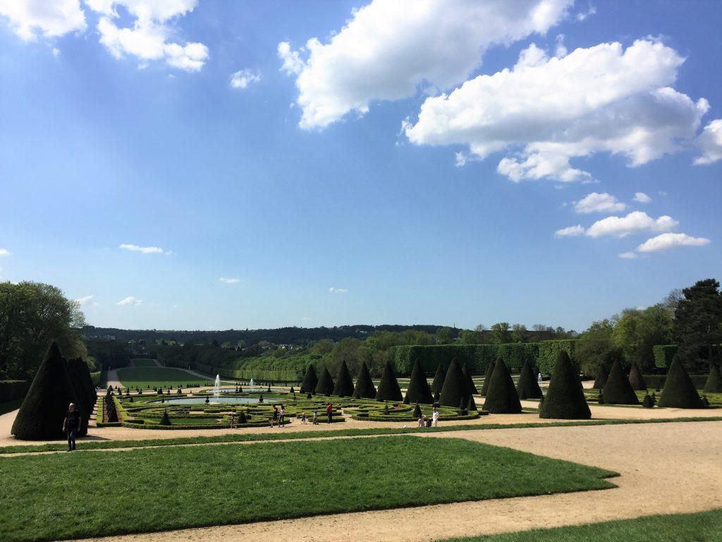 ソー公園の庭園